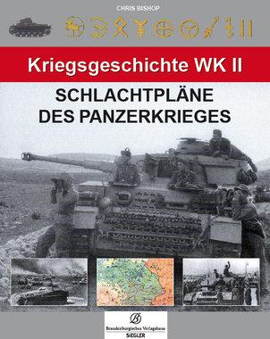 Schlachtpläne des Panzerkrieges, Artikelnummer: 9783941557055