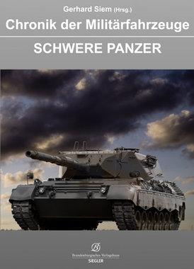 Chronik der Militärfahrzeuge: Schwere Panzer, Artikelnummer: 9783941557093