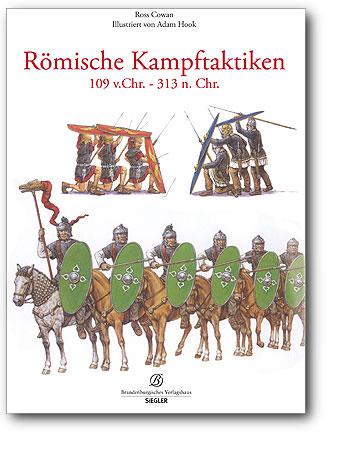 Römische Kampftaktiken - 109 v. Chr.-313 n. Chr., Artikelnummer: 9783941557499