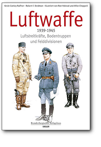 Luftwaffe, Artikelnummer: 9783939908630