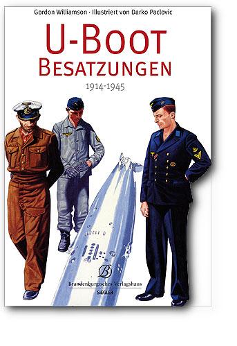 U-Boot Besatzungen - 1914-1945, Artikelnummer: 9783939908807
