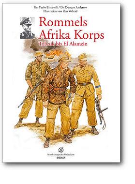 Rommels Afrika Korps, Artikelnummer: 9783941557321