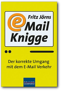 E-Mail Knigge, Artikelnummer: 9783939908326