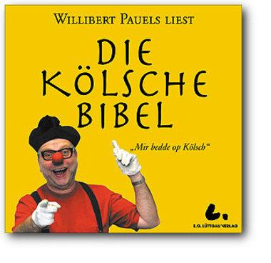 Die kölsche Bibel als Hörbuch, Artikelnummer: 9783939908104