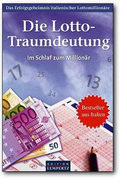 Die Lotto-Traumdeutung, Artikelnummer: 9783939908098