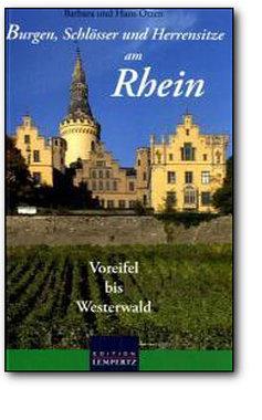 Burgen, Schlösser und Herrensitze am Rhein, Artikelnummer: 9783939908173