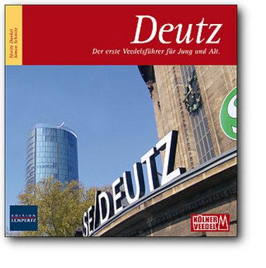 Veedelsführer: Deutz, Artikelnummer: 9783941557550