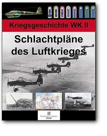 Schlachtpläne des Luftkrieges, Artikelnummer: 9783941557345