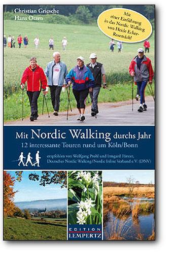 Mit Nordic Walking durchs Jahr, Artikelnummer: 9783939908821