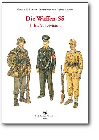 Die Waffen-SS - 1. bis 9. Division, Artikelnummer: 9783941557468