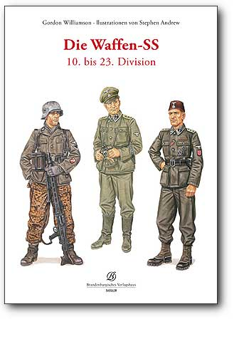 Die Waffen-SS - 10. bis 23. Division, Artikelnummer: 9783941557475