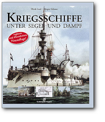 Kriegsschiffe unter Segel und Dampf, Artikelnummer: 9783941557437