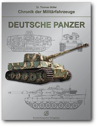 Chronik der Militärfahrzeuge: Deutsche Panzer, Artikelnummer: 9783941557727