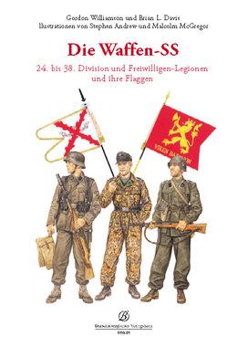 Die Waffen-SS - 24. bis 38. Division, Artikelnummer: 9783941557482