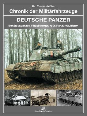 Chronik der Militärfahrzeuge Deutsche Panzer, Artikelnummer: 9783941557895