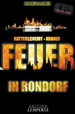 Feuer in Rondorf, Artikelnummer: 9783939284550