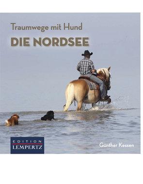 Traumwege mit Hund - Die Nordsee, Artikelnummer: 9783939284581