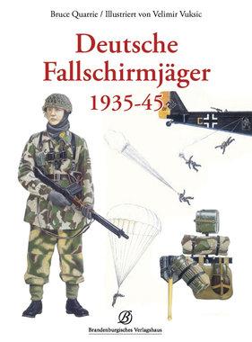 Deutsche Fallschirmjäger - 1935-45, Artikelnummer: 9783939284680