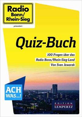 Radio Bonn/Rhein-Sieg Quiz-Buch, Artikelnummer: 9783943883145