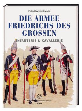 Die Armee Friedrichs des Großen, Artikelnummer: 9783877486412