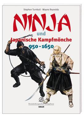 Ninja und Japanische Kampfmönche 950-1650, Artikelnummer: 9783877486313