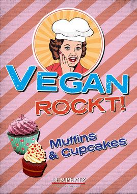 Vegan rockt! Muffins & Cupcakes, Artikelnummer: 978-3-943883-21-3