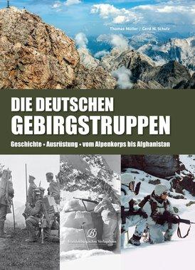 Die deutschen Gebirgstruppen, Artikelnummer: 9783939284376