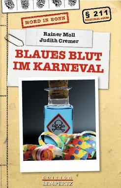 Blaues Blut im Karneval, Artikelnummer: 9783945152904