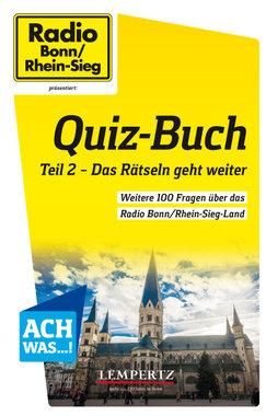 Radio Bonn/Rhein-Sieg Quiz-Buch Teil 2, Artikelnummer: 9783945152607
