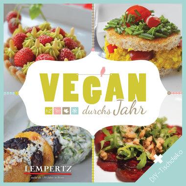 Vegan durchs Jahr, Artikelnummer: 9783945152478