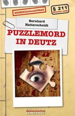 Puzzlemord in Deutz - Krimi, Artikelnummer: 9783945152577
