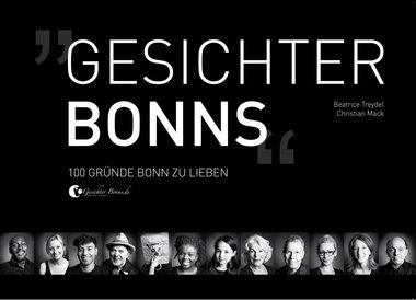 Gesichter Bonns: 100 Gründe Bonn zu lieben, Artikelnummer: 9783945152164