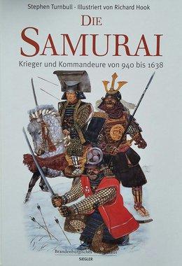 Die Samurai, Artikelnummer: 9783939908982