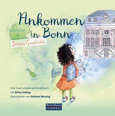 Ankommen in Bonn - Simas Geschichte, Artikelnummer: 9783960589723