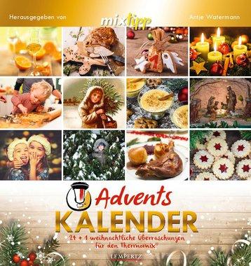 MIXtipp: Adventskalender, Artikelnummer: 9783960589679