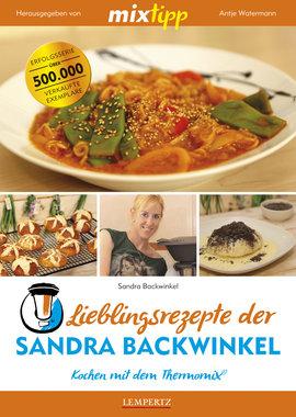 mixtipp: Lieblingsrezepte der Sandra Backwinkel, Artikelnummer: 9783960580379