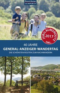 40 Jahre General-Anzeiger-Wandertag, Artikelnummer: 9783960589891