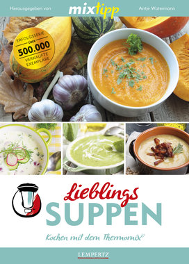 mixtipp: Lieblings-Suppen, Artikelnummer: 9783945152737