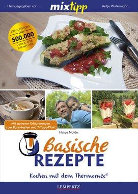 mixtipp: Basische Rezepte, Artikelnummer: 9783945152218