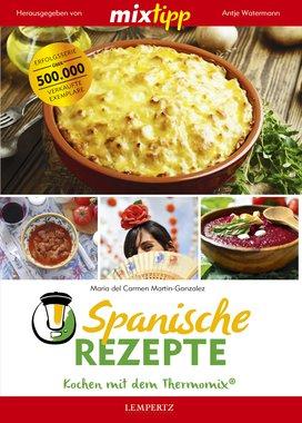 mixtipp: Spanische Rezepte, Artikelnummer: 9783945152287