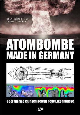 Atombombe - Made in Germany, Artikelnummer: 9783960589914