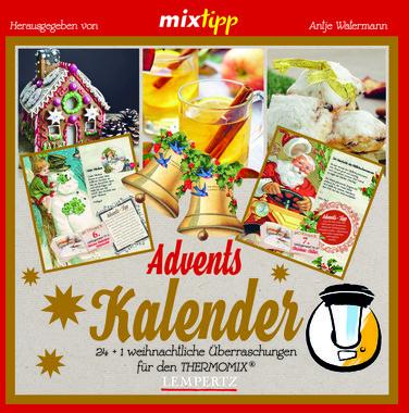 mixtipp Adventskalender 2017, Artikelnummer: 9783960589778