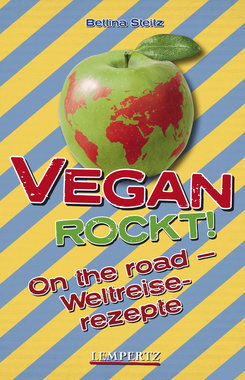 Vegan Rockt! On the road - Weltreiserezepte, Artikelnummer: 9783945152485