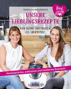 Manu und Joёlle Herzfeld: Unsere Lieblingsrezepte, Artikelnummer: 9783960581321