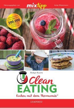mixtipp: Clean Eating, Artikelnummer: 9783960581086