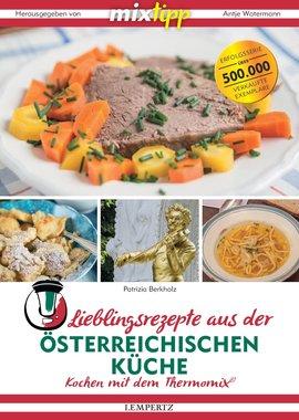 mixtipp: Lieblingsrezepte der österreichischen Küche, Artikelnummer: 9783960581116