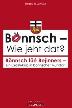 Bönnsch - Wie jeht dat?, Artikelnummer: 9783960582106