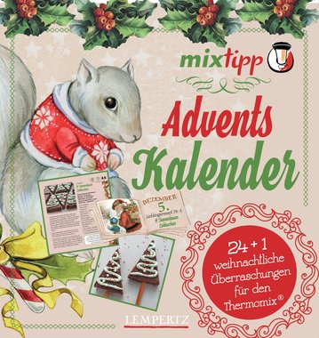 mixtipp Adventskalender, Artikelnummer: 9783960581956