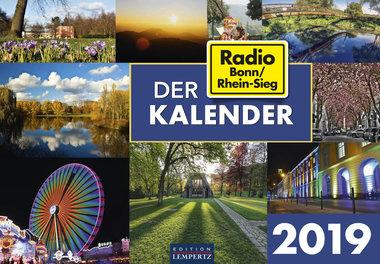 Der Radio Bonn/Rhein-Sieg-Kalender 2019, Artikelnummer: 9783960582175