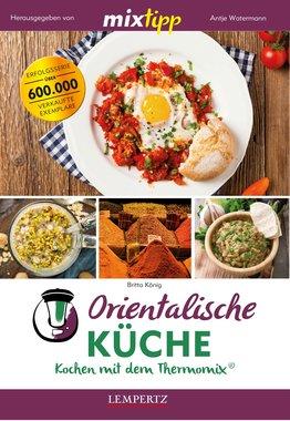 mixtipp: Orientalische Küche, Artikelnummer: 9783960582434